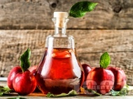 Рецепта Домашен ябълков ликьор с ракия
